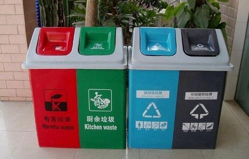 """中国进入垃圾分类""""强制时代""""食物垃圾处理器加速普及"""